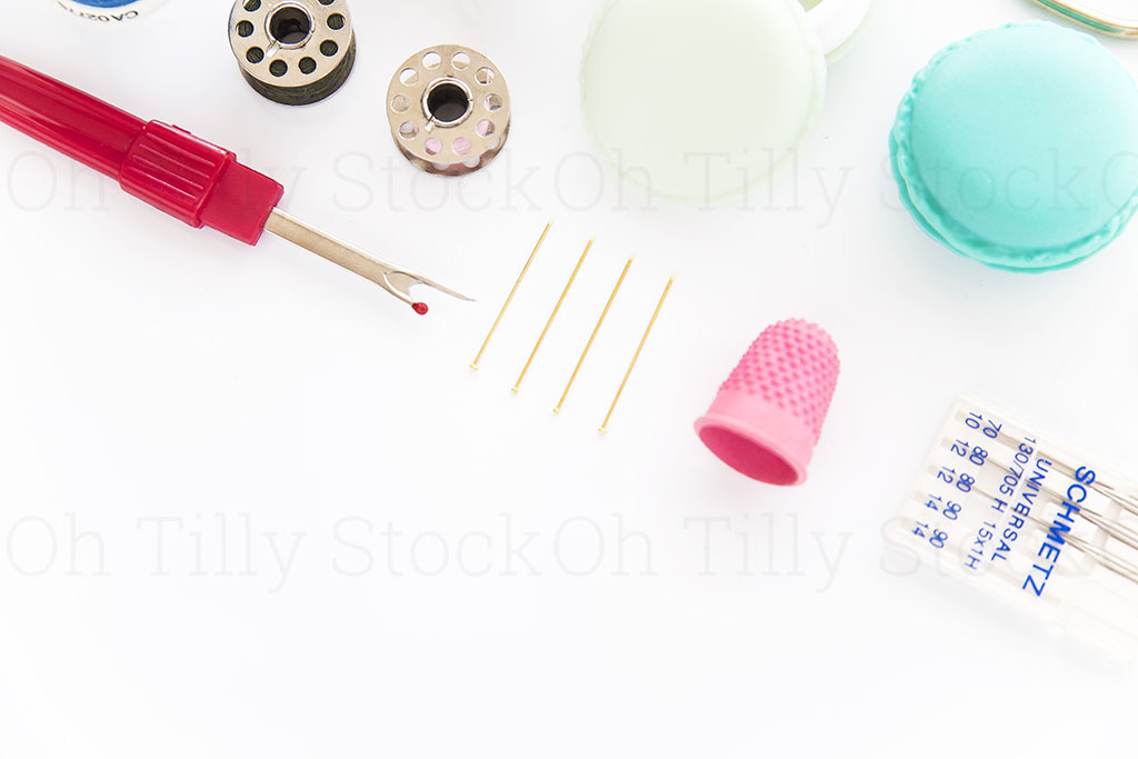 Styled Stock Photos for sewers and seamstresses 041